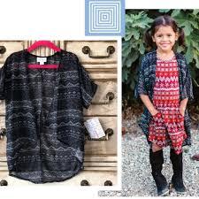Llr Size 1 Bianka Kimono Lularoe Boutique