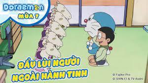 Doraemon S7 - Tập 333: Nobita trong tim Nobita