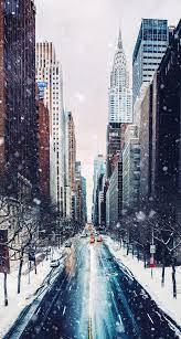 Winter scenery, City aesthetic ...