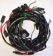 spitfire body wiring harness triumph spitfire 1500 body wiring harness