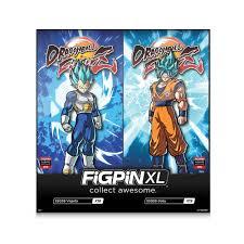 <b>Dragon</b> Ball FighterZ SSGSS Vegeta and Goku FiGPiN XL 2 Pack ...