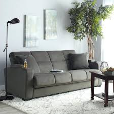 double futon sofa bed. Futon Sofa Beds Clay Alder Home Grey Velvet Convert A Couch Sleeper Double . Bed