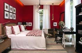 red walls in living room bedroom collection with curtains designs white and grey decorating ideas