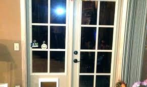 pet door for sliding glass door pet door insert for sliding door dog proof sliding glass