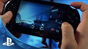 Destiny for PS4 PS Vita Remote Play Hands