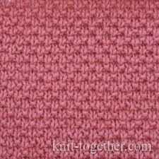 Knit Stitch Patterns Classy Knit Together Simple Stitch Pattern 48 With Needles Knitting