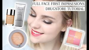 neutrogena healthy skin makeup line review soft glam tutorial blonde ambitious