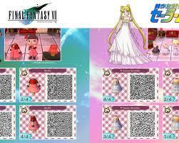 Animal Crossing Wallpaper QR Codes ...