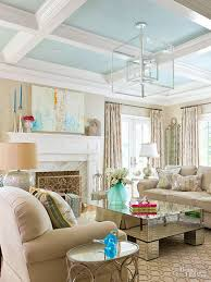 Dress up blah ceilings with these DIY painted ceiling ideas that will  instantly add style to