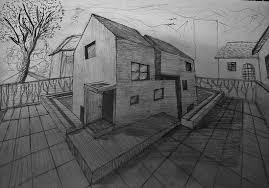 architecture house sketch. Brilliant Sketch Freehand Drawings Sketching Architecture House Buildings In Architecture House Sketch