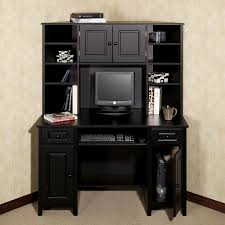 home office computer desk hutch. Black Computer Desk Hutch - Home Office Furniture Ideas Check More At Http://