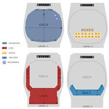 Uihlein Hall Seating Chart Milwaukee Wi Nutcracker W Milwaukee Ballet Milwaukee Tickets