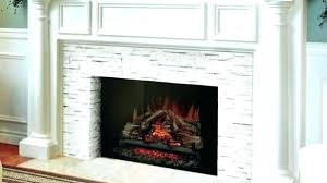 table top electric fireplace