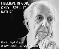 Frank Lloyd Wright Quotes Mesmerizing God Quotes Quote Coyote