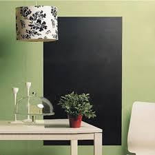new vinyl chalkboard wall stickers removable blackboard decals 200x45cm 5 chalks