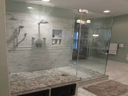 down town frederick master bathroom remodel