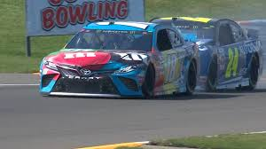 Kyle Busch, William Byron involved in early incidents at Watkins Glen | NBC  Sports