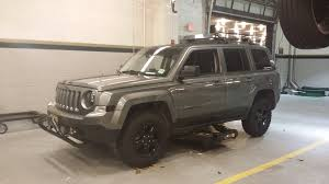 kits for winch without brush bars light mounts a complete front end makeover for any year patriot jeep patriot patriots jee