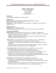 Sample Resume Format For Canada Jobs Cv Cover Letter Nanny