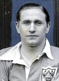 Stan Mortensen, Blackpool, Hull City, Southport.   Welsh football,  Football, Football players