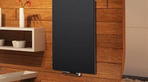 Badheizkörper Design Mirror Steel 3 Schwarz 1118 Watt 2