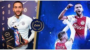Ziyech ist Spieler der Eredivisie 2019/20 – Deutliche Mehrheit für Ajax'  40-Mio-Transfer