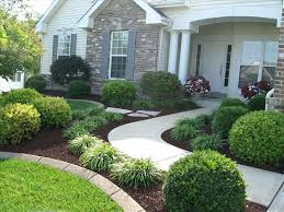 Small Picture Small Front Yard Landscaping With Rocks Front Yard Garden Designs