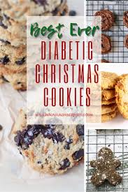 Savor the flavor of christmas with just one bite into a chocolate and peppermint candy cookie. Diabetic Christmas Cookies Walking On Sunshine Recipes