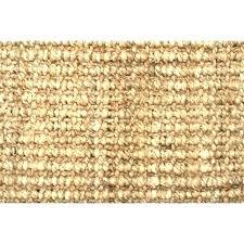 custom size jute rug wool rugs chunky natural 8x10