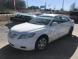 50 Best Atlanta Used Toyota Camry for Sale, Savings from $3,139