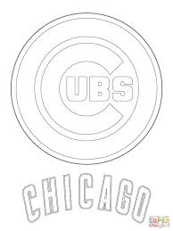 Small Picture Chicago Cubs Coloring Pages Kids Coloring