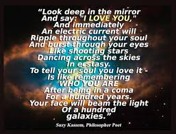 Beauty And Knowledge Quotes Best of Beauty Knowledge Quotes Universe Words Suzy Kassem Image