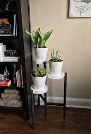 dorm furniture ikea. Ikea Satsumas Plant Stand Hack. Painted The Drab Bamboo Legs! Dorm Furniture