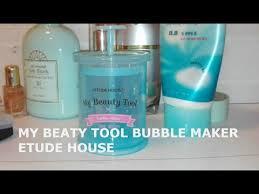 My Beauty Toll Etude House Bubble Maker. Баночка для взбивания ...
