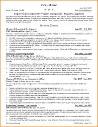 Experienced Mechanical Engineer Resume Engineering Manager In