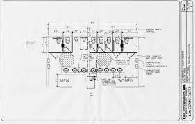 17 Pin Ada Handicap Bathroom Dimensions On Pinterest Modern Ada ...