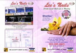 lee s nails home professional nail care waxing