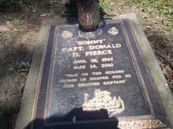 """Donald D. """"Sonny"""" Pierce (1965-2010) - Find A Grave Memorial"""
