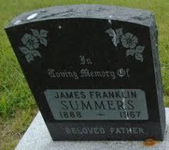 James Franklin Summers (1888-1967) - Find A Grave Memorial