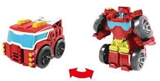 Трансформер <b>Наша Игрушка</b> Робот-<b>грузовая машина</b> 8 см ...