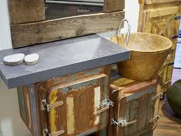 Mobili Bagno Legno Naturale : Mobile bagno sportelli vintage ghiacciaia prezzo offerta