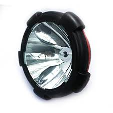 *Price 2 pcs <b>7 Inch</b> 185mm Red Frame H3 <b>12V</b> 55W <b>6000K</b> HID ...