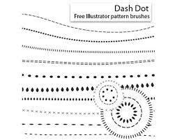 全部無料illustratorの無料ブラシセット34総数800ブラシ以上
