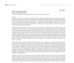 what is the economic system how does s economic system document image preview