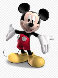 Mickey Mouse Clubhouse Sticker Book Disney Lol - Mickey Mouse 3d Hd  Emoji,Virtual Hug Emoji - free transparent emoji - emojipng.com