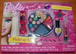 barbie make up kit