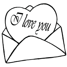 Coloring Pages Love Hearts Homelandsecuritynews