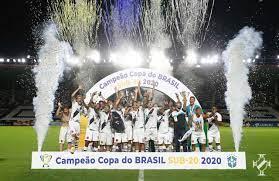 Vasco empata com o Bahia e é campeão da Copa do Brasil Sub-20 – Club de  Regatas Vasco da Gama