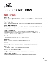 Line Cook Skills Resume Examples Best Of Resume Examples For