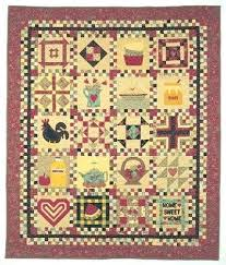 Country Sampler Quilt Patterns Country Quilts Patterns Free French ... & Country Sampler Quilt Patterns Country Quilts Patterns Free French Country  Quilt Patterns Adamdwight.com